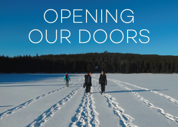 Opening Our Doors: IISD Experimental Lakes Area 2015-2016 Annual Report