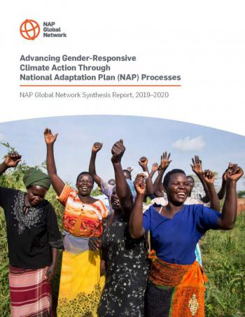 Advancing Gender-Responsive Climate Action Through National Adaptation Plan (NAP) Processes