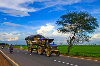 Why Financing Rural Infrastructure Is Crucial to Achieving Food Security