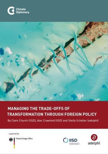 Managing the Trade-Offs of Transformation Through Foreign Policy
