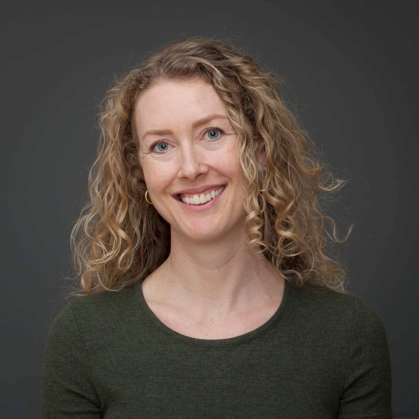 Sara Elder, expert for SSI, headshot